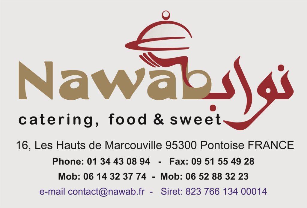 Nawab Logo - contact