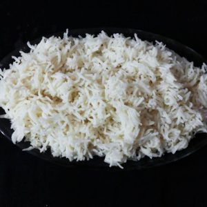 Boiled Rices