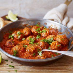 Curry Kofta