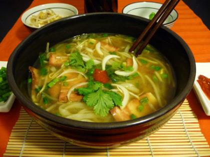 Végétariennes de Soupe